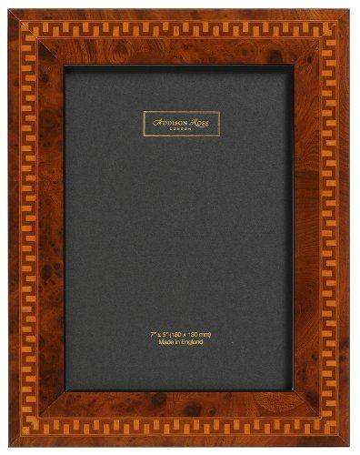 Aztec Marquetry Photo Frame