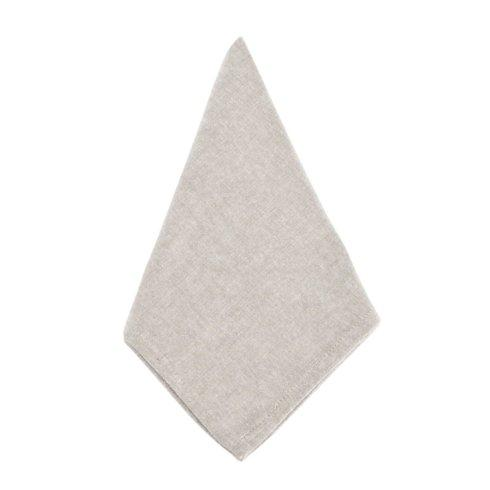 "Classic Design Natural Napkin 20"" Square"