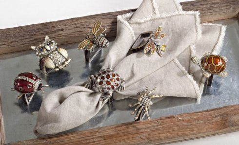 Napkin Rings collection