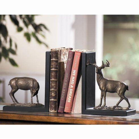 SPI   Deer Bookends $239.00