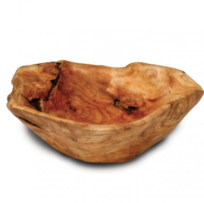 Enrico  Rootworks Collection Large Root Salad Bowl $109.00