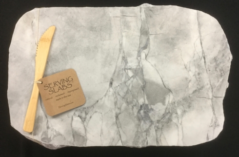 Serving Slabs   LargeServing Slab Carrera Marble $125.00