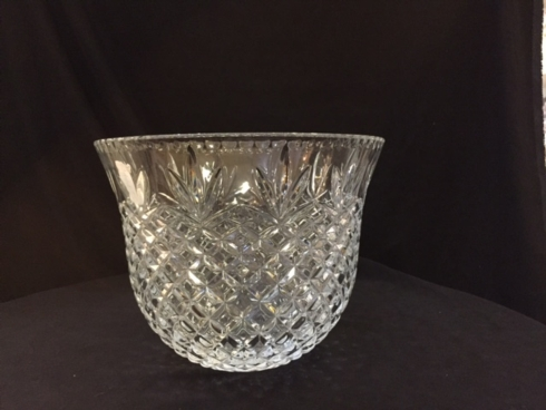 "10"" Crystal Bowl"