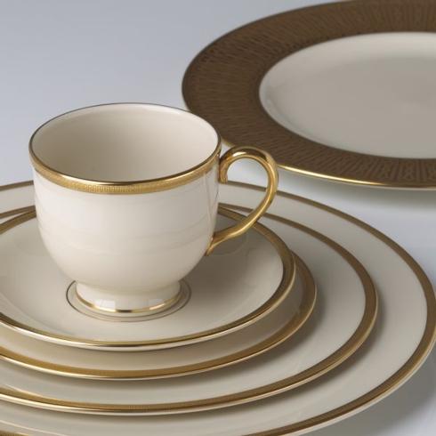$199.00 Tuexdo Gold Cup/Saucer