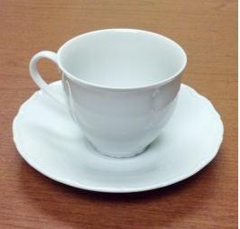 $12.50 Simona Cup/Saucer 8oz