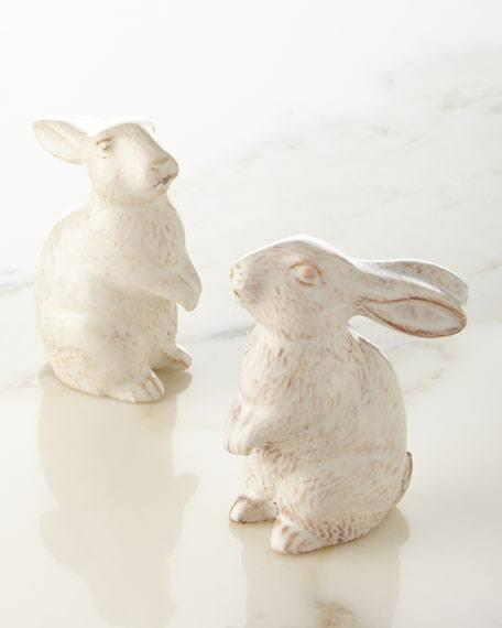 $68.00 Bunny Salt and Pepper
