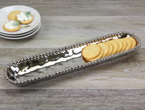 Pampa Bay   Cracker Tray 14 x 3 x 1.5 in $18.50