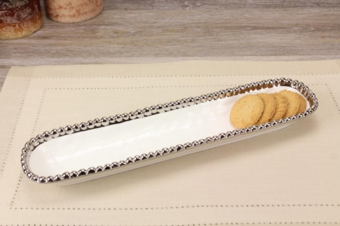 Pampa Bay   Cracker Tray 14 x 3 x 1.5 in $18.50