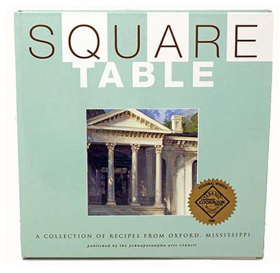 H. Hal Garner Exclusives  Cookbooks Square Table $35.00