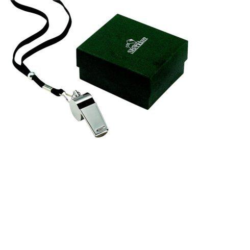 Creative Gifts   Stainless Steel Coach's Whistle with Landyard $18.50