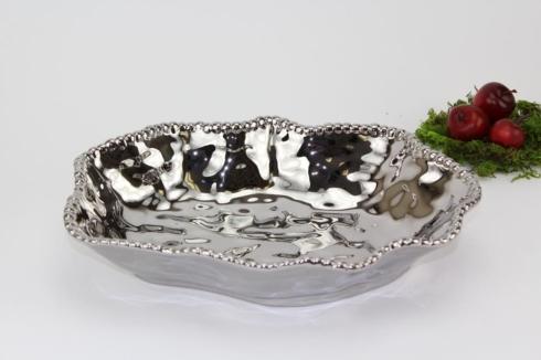 Pampa Bay   Porcelain Serving Bowl 12 x 9.5 x 3 in $37.50