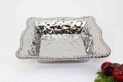 Pampa Bay   Square Serving Platter 11 x 11 x 2.5 in $44.00