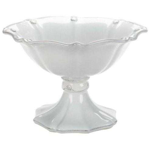 H. Hal Garner Exclusives  Juliska Berry and Thread Whitewash Large Footed Compote $100.00