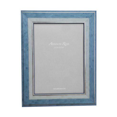 $65.00 Lorena Blue Marquetry Frame 5x7
