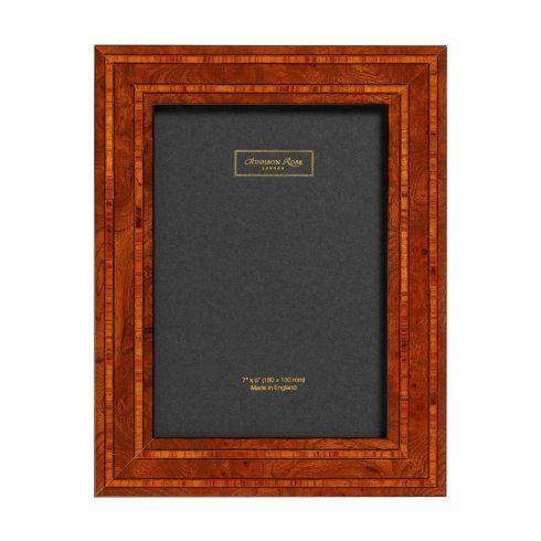 Double Contrast Marquetry Frame