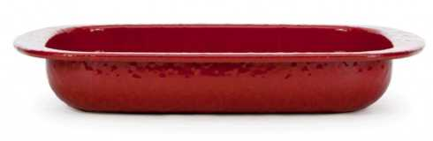 $50.95 Solid Red Baking Pan