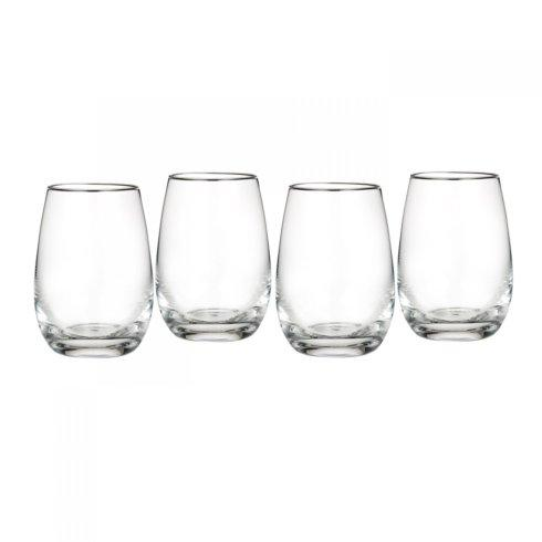 H. Hal Garner Exclusives  Marquis by Waterford Vintage Stemless White Wine/All Purpose Each $12.50