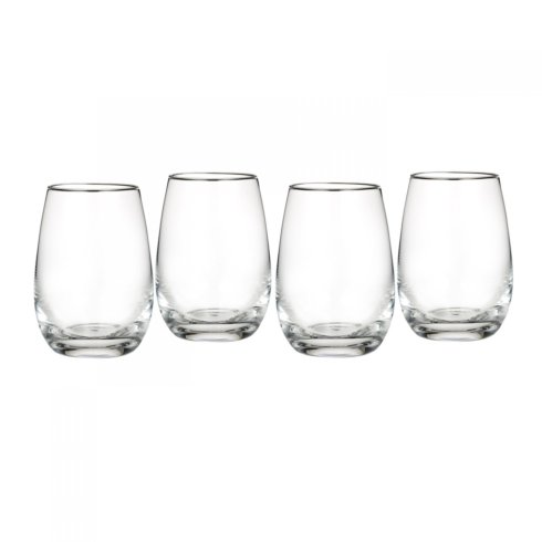 H. Hal Garner Exclusives  Marquis by Waterford Vintage Stemless All Purpose Each $12.50