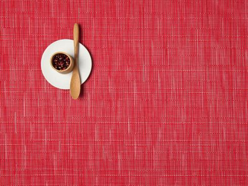 $14.95 Bamboo Placemat ~ Poppy