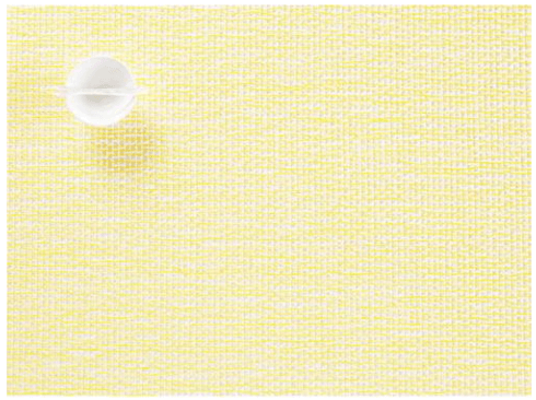 $16.95 Lattice Placemats ~ Lemon