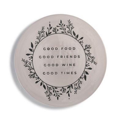 "$21.95 Serving Trivet ~ ""Good Food"""