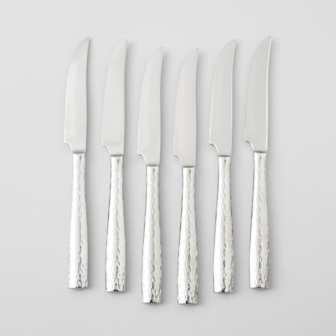 $112.95 Avil 6 Piece Steak Knife Set