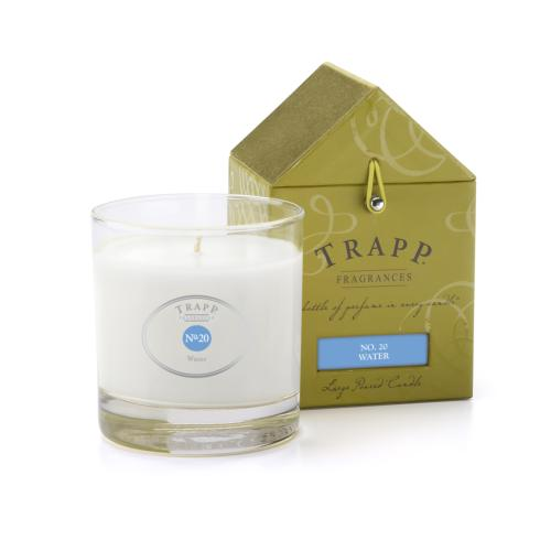 $26.95 Trapp Candle ~ Water ~ NO.20