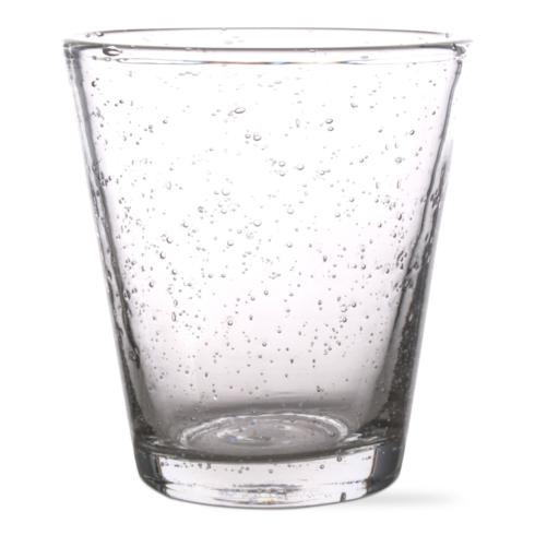 Tag   Bubble Glass Stacking Tumblers ~ Clear $8.95