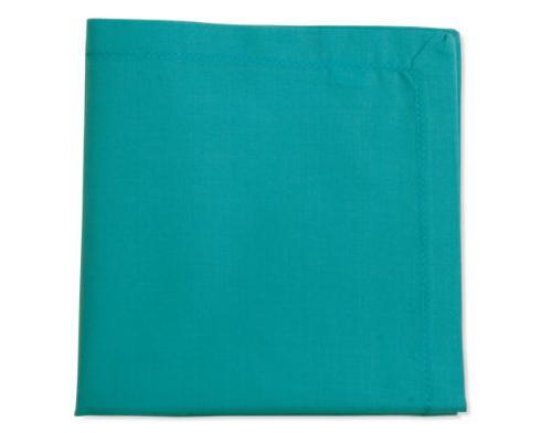 $18.95 Linen Hemstitch Napkin ~ Set of 4 ~ Teal