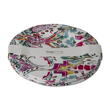 tag   Eden Melamine Dinner Plate ~ Set of 4 $51.95
