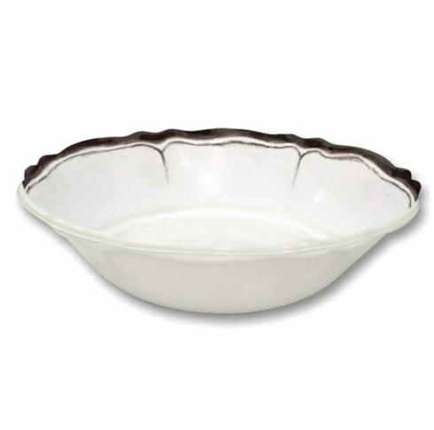 $40.95 Rustica Nero Salad Bowl
