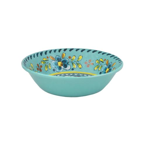 $15.95 Madrid Turquoise Cereal Bowl