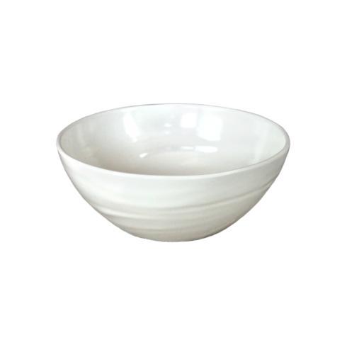 $10.95 Rustique Cream Cereal Bowl