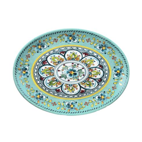 $18.95 Madrid Turquoise Oval Platter