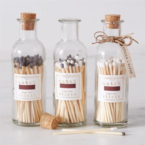 $19.95 Large Match Stick Bottle