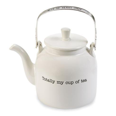 "$39.95 Teapot - ""My Cup of Tea"""