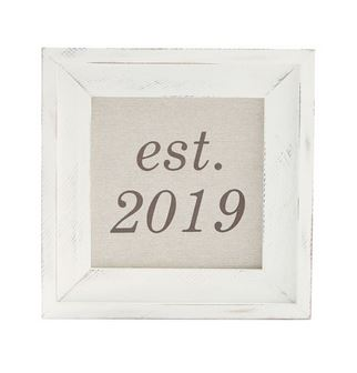 $28.95 Established 2019 Wall Art