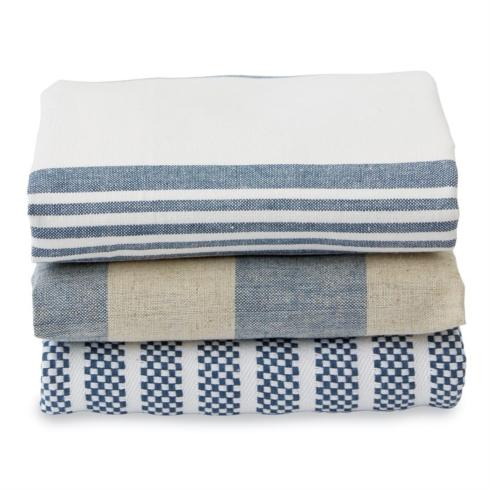 $15.95 Stacked Towel Set ~ White