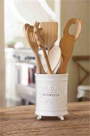 $22.95 Ceramic Utensil Holder