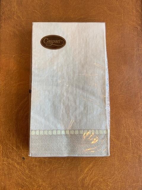$7.95 Linen Natural Guest Towel
