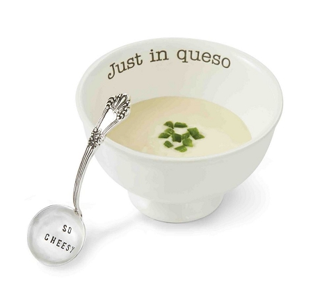 $21.95 Just In Queso Dip Set