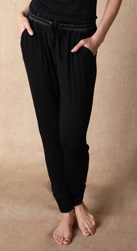 $60.95 Jammie Jogger Pants - Black - Medium