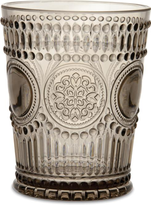 Hollyhocks Exclusives   Arabesque Small Tumbler ~ Wood $9.95