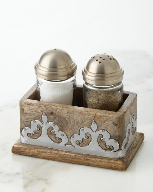 $54.95 Heritage Salt & Pepper Set