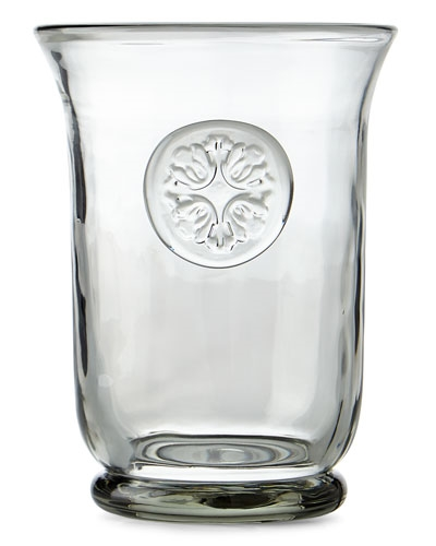 GG Collection   Tumbler Hammered Glass ~ Grey ~ Set of 4 $35.95