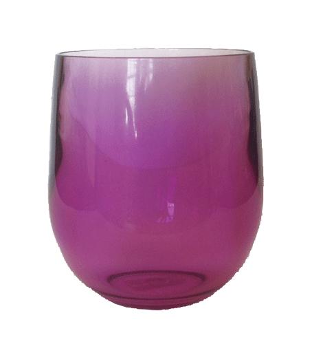 $7.95 Acrylic Tumbler ~ Amethyst