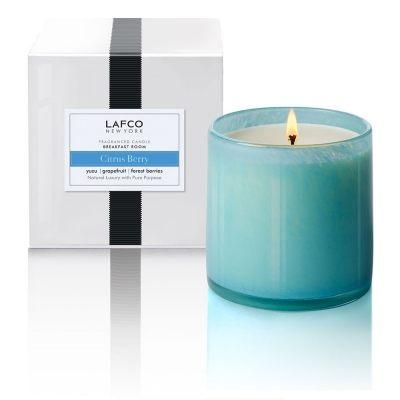 Lafco   Candle ~ Citrus Berry ~ Breakfast Room $67.95