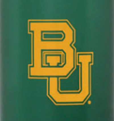$23.95 Collegiate Pitcher ~ Baylor