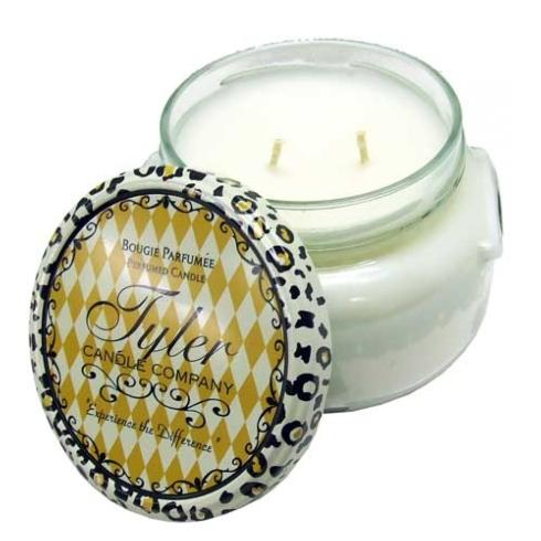 Tyler Candle Company   Candy Cane ~ 11 oz $15.00