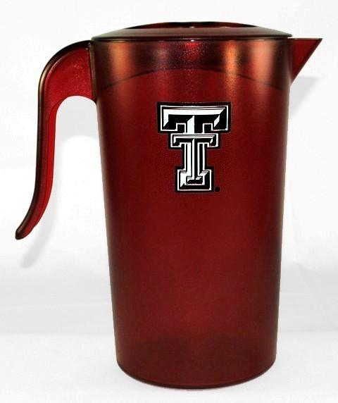 Bentley Drinkware   Collegiate Pitcher ~ Texas Tech $23.95